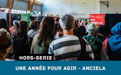 Une année pour agir – Le rassemblement d'Anciela