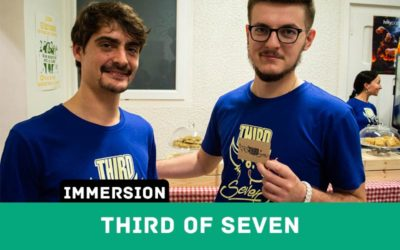 [Immersion] Third Of Seven